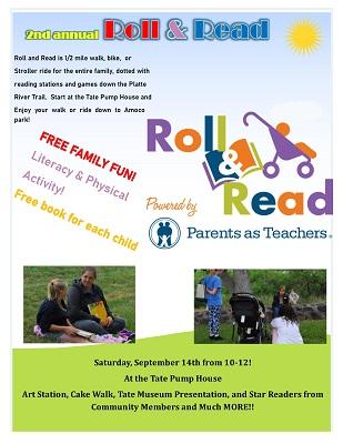 Parents as Teachers Affiliate Natrona County : Roll & Read