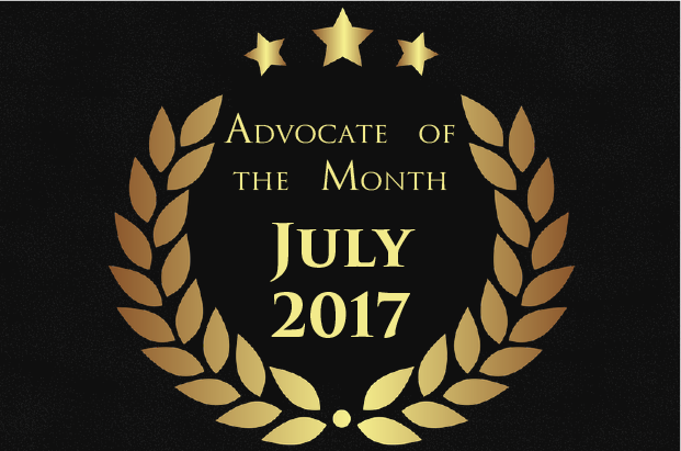 Advocate of the Month