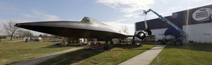 """Spy plane disassembly begins at Virginia Aviation Museum ahead of move to Science Museum"" via ""Richmond-Times Dispatch"""