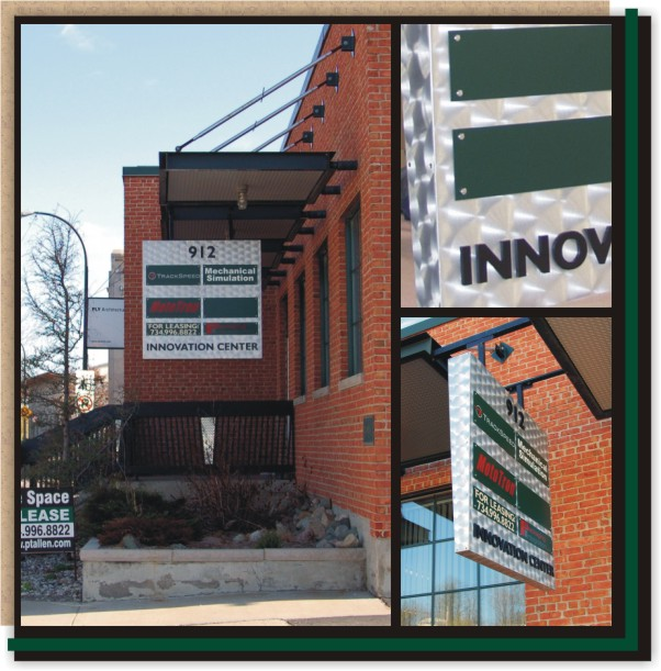 Peter Allen's Innovation Center