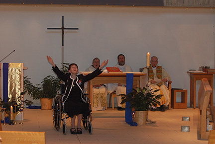 Sister Margaret 50th Jubilee Reflection from the Prioress