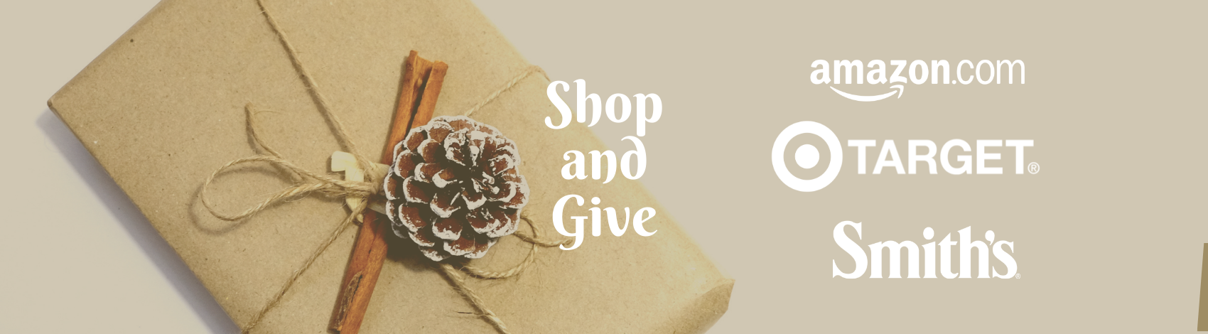 Shop and give today!