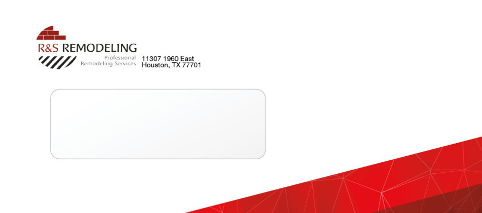 No. 10 Envelopes - With  Window