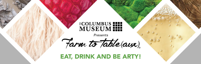 FIRST FARM TO TABLE(AUX) BRINGS ART TO LIFE