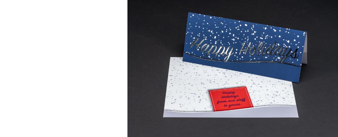 Custom Holiday Cards