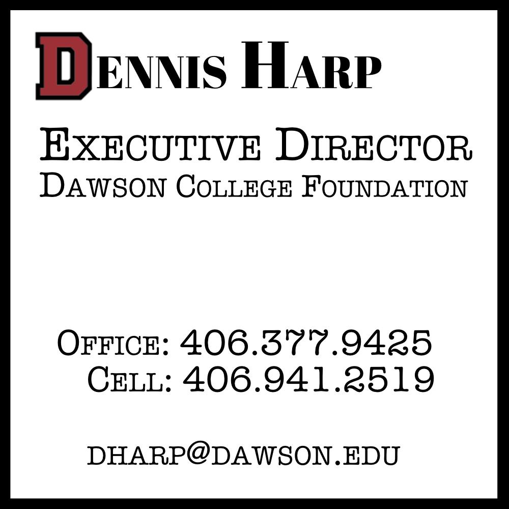 Dennis Harp - Executive Director