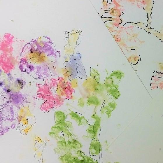 Flower Pounding: Enjoy your Summer Blossoms Forever