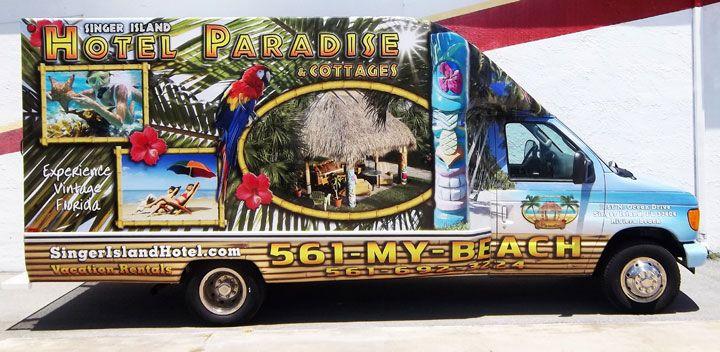 Hotel Paradise, Singer Island, Florida