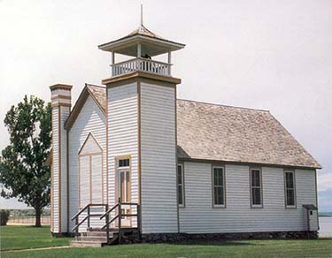 Oahe Chapel near Pierre to host Sunday church services