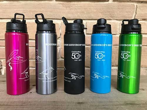 Reduce Plastic Pollution with Anniversary Water Bottles