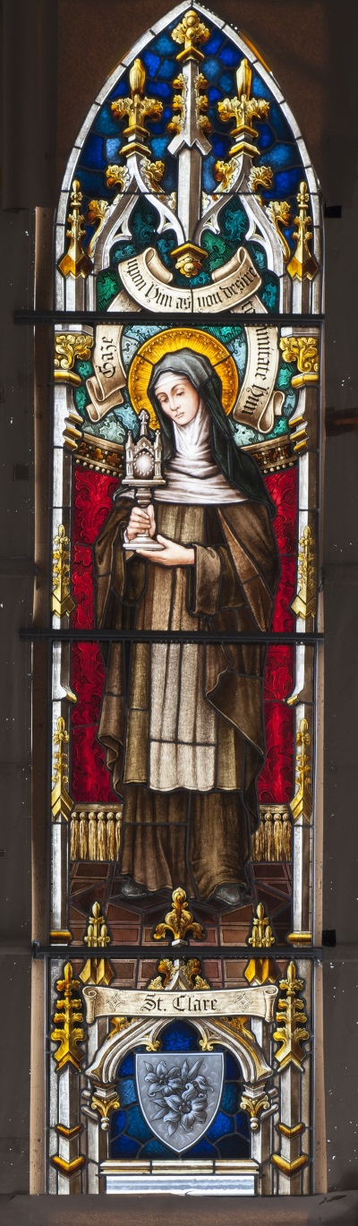 St. Clare Window