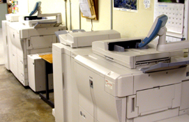 Digital and variable data printing and mail merge