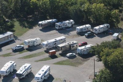 LA HARPE  Jayhawker RV Park and Campground