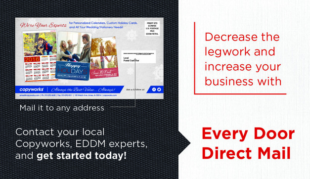 Every Door Direct Mail Promo