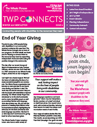 TWP Connects Winter 2017