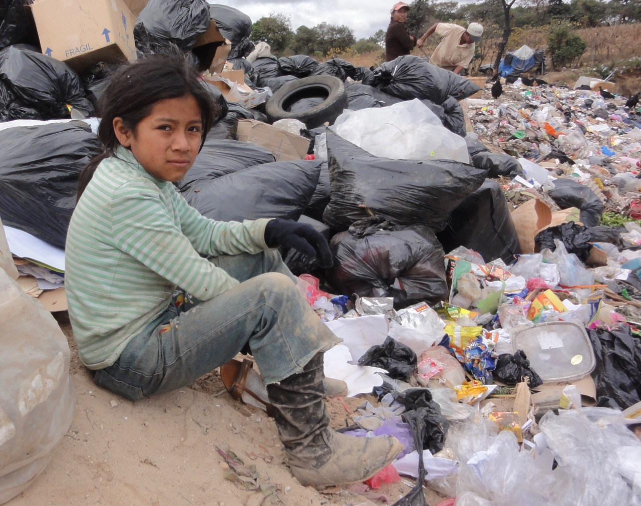 How was Guatemala, part 3: life in the dump