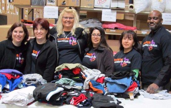 My Joyful Heart Volunteer Group - Kohl's