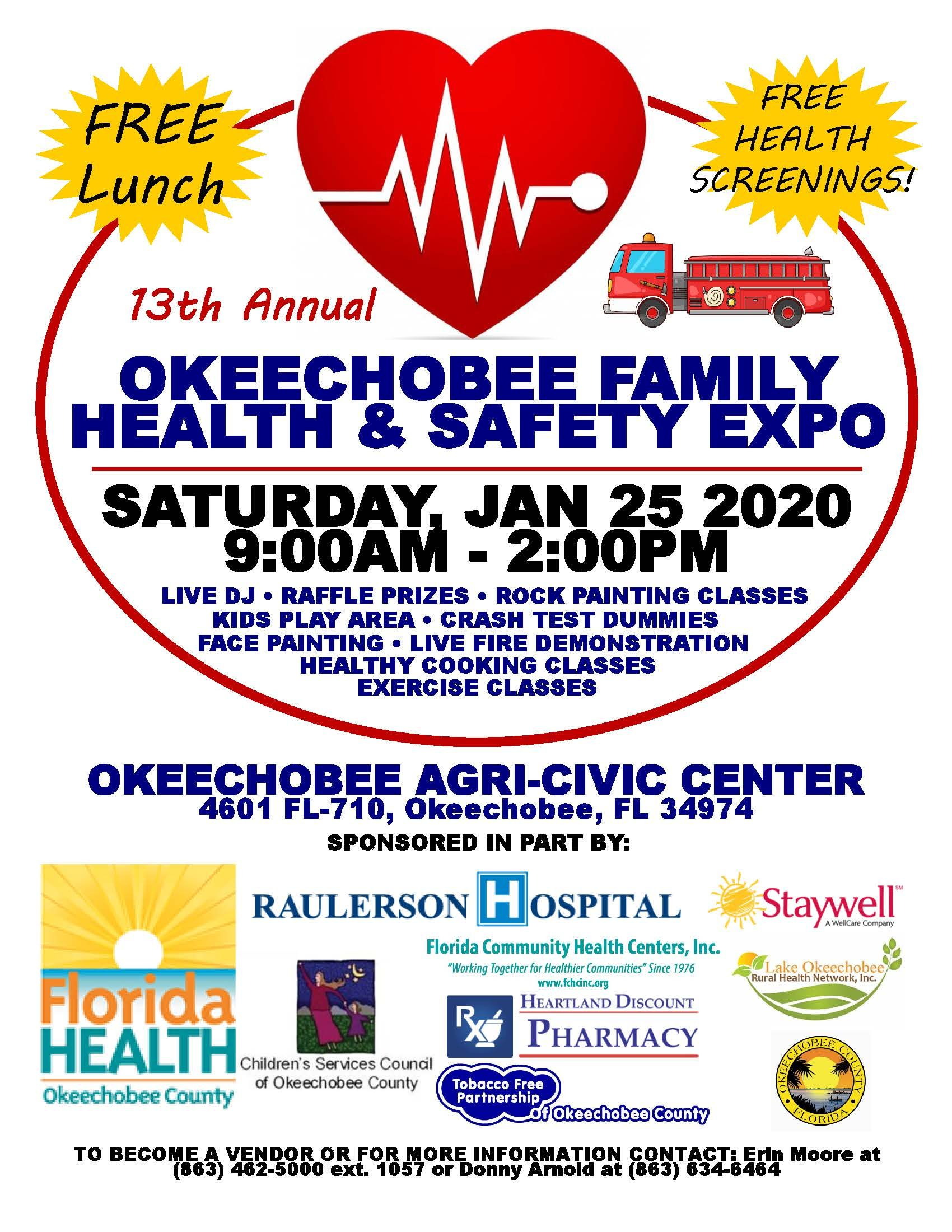 Okeechobee Family Health & Safety Expo