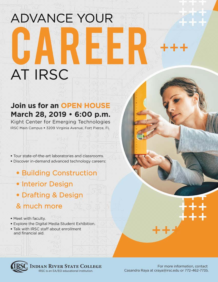 IRSC Design Open House