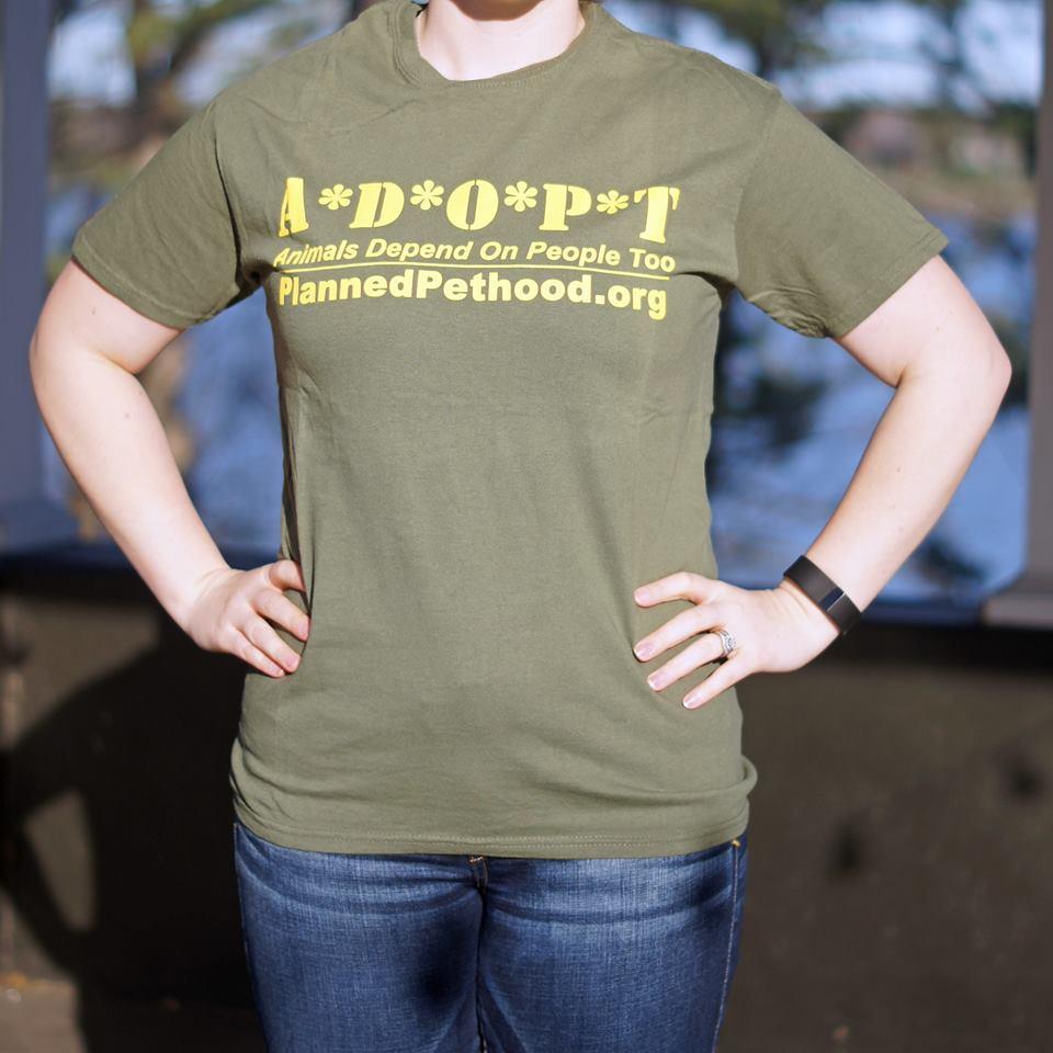 """Adopt"" T-Shirt"