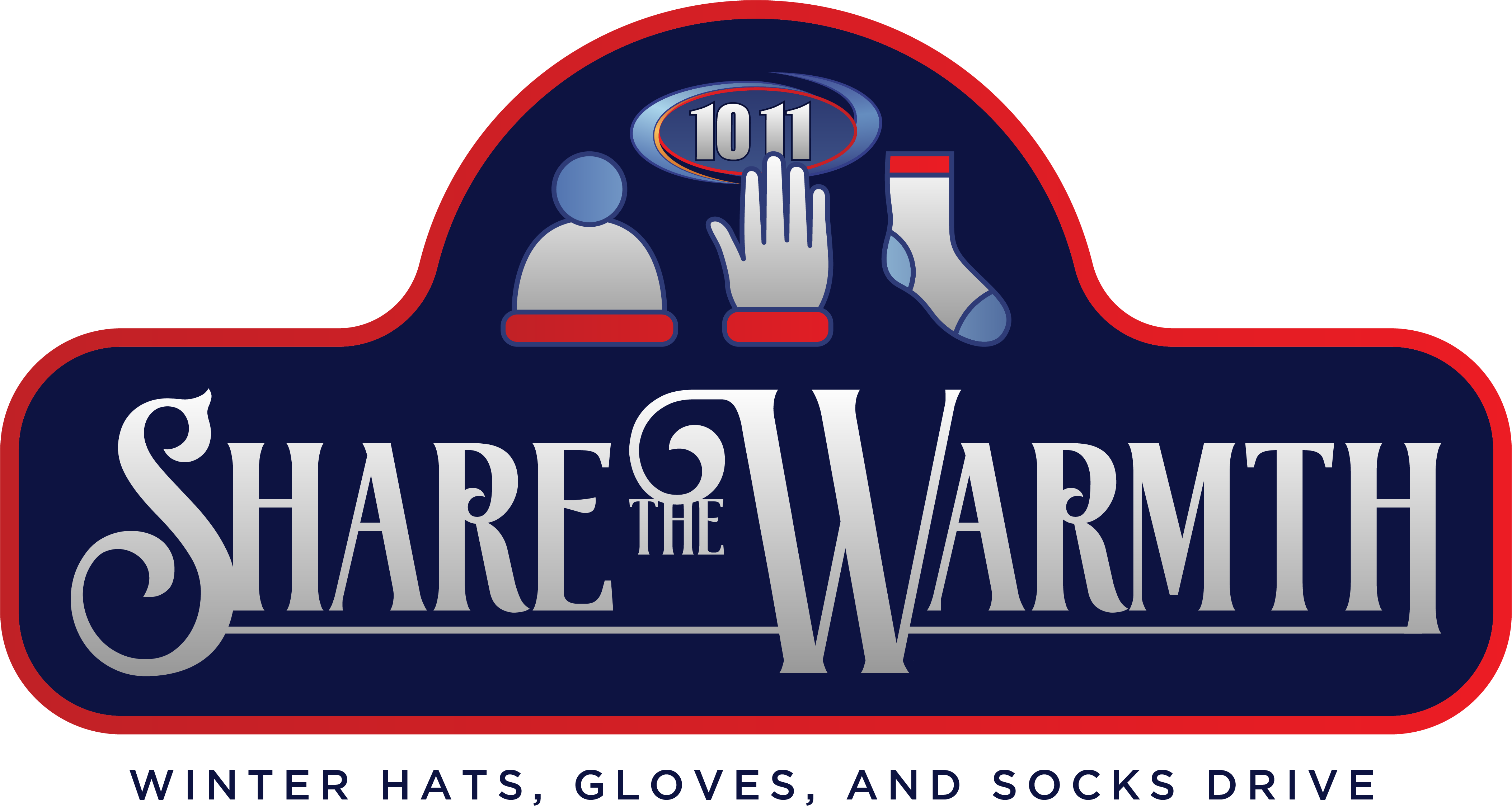 Share the Warmth- Donate winter hats, gloves and socks