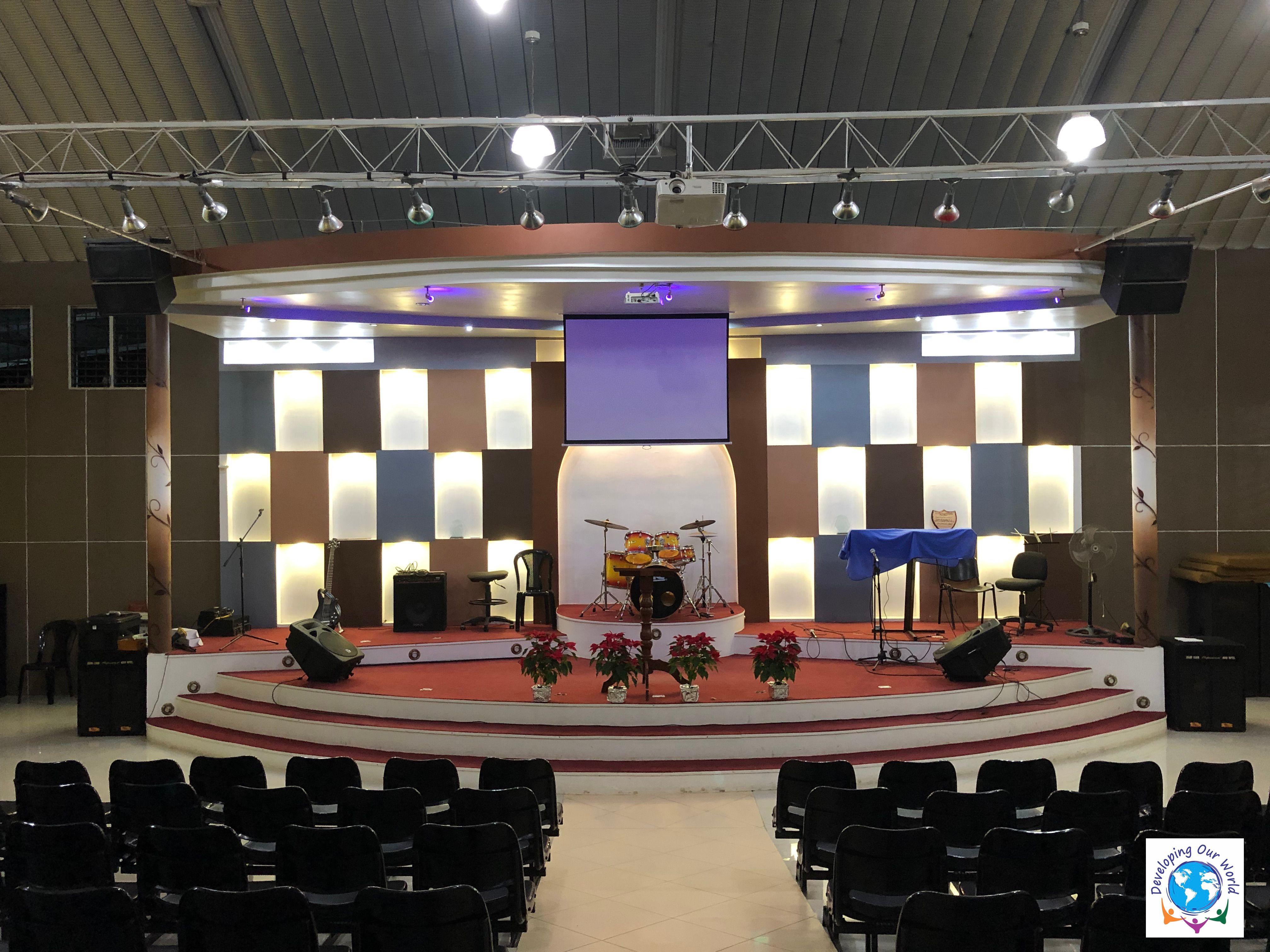 Iglesia Centro Americana
