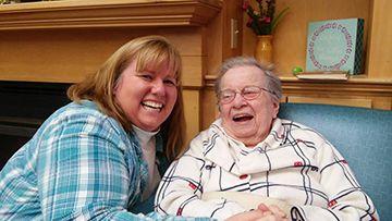 Vigil Service Reflection for Sr. Miriam Schmitt
