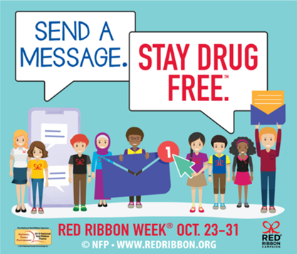 How Will You Mark Red Ribbon Week?