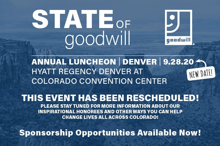 Goodwill Power Of Work Luncheon
