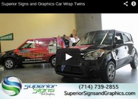 Vehicle Wraps Building Signs Tour of Superior Signs and Graphics