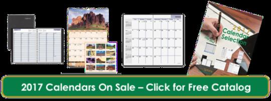 Calendar Catalog Banner Ad