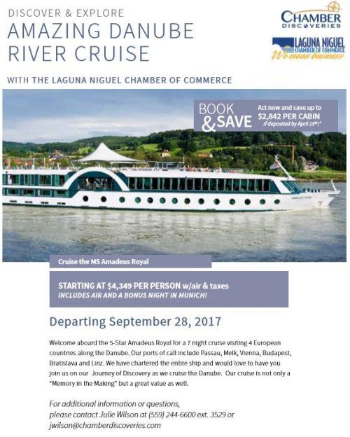 Fall 2017 Danube Cruise