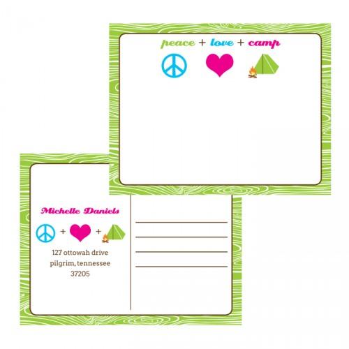 Color Postcards & Rackcards - 4.25 x 5.5