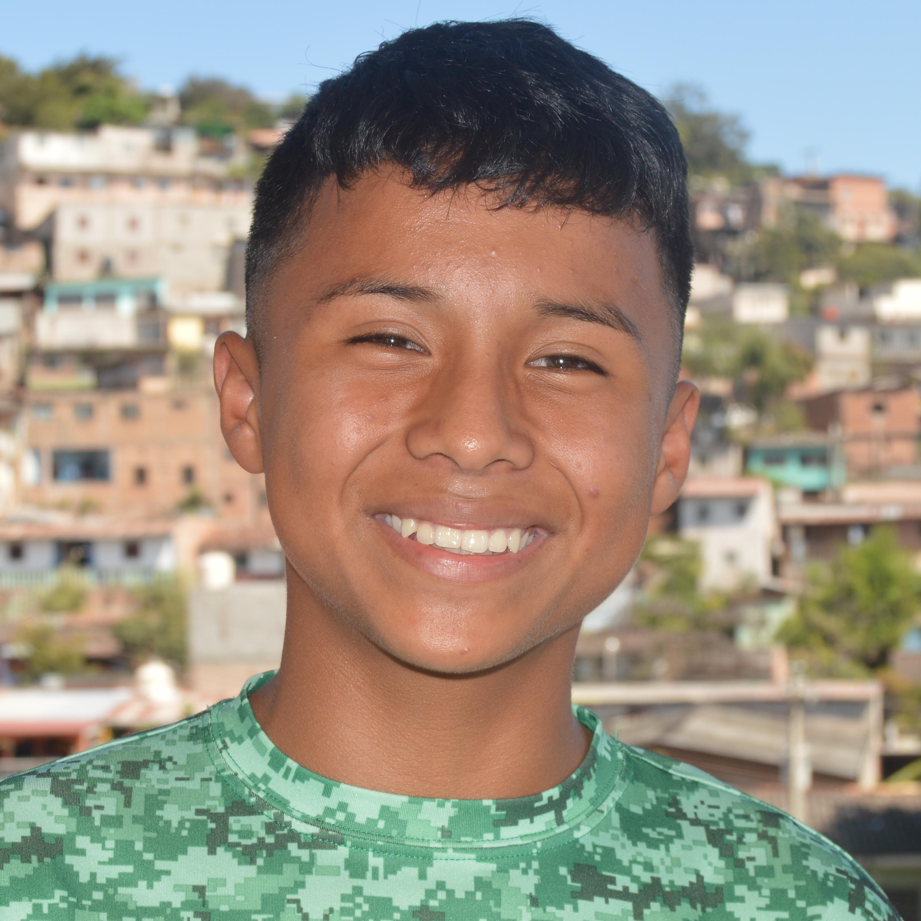 Jeremy Edgardo Izaguirre Alonzo