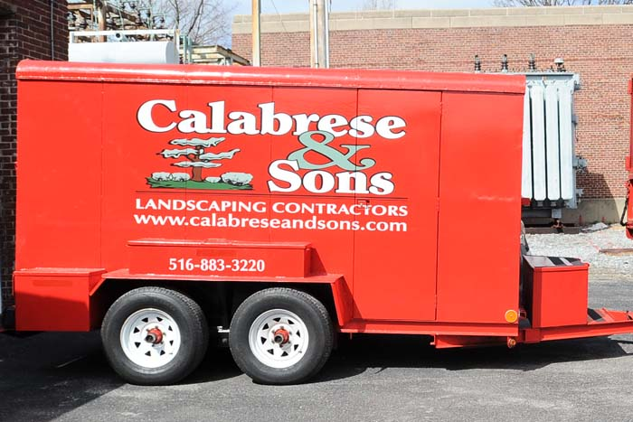 Calabrese and Sons Trailer