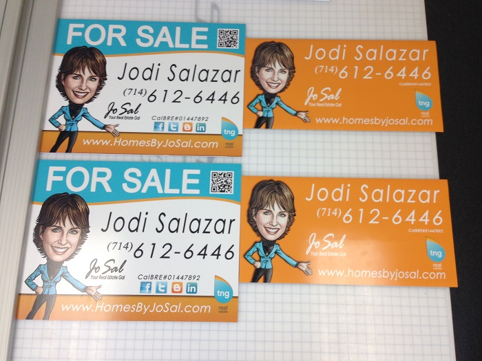Realtor Signs and Magnets