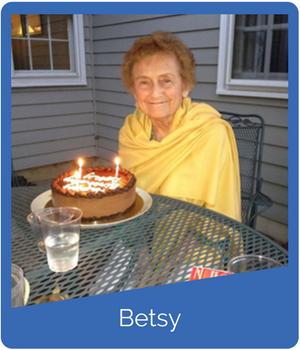 Betsy - Kidney Cancer