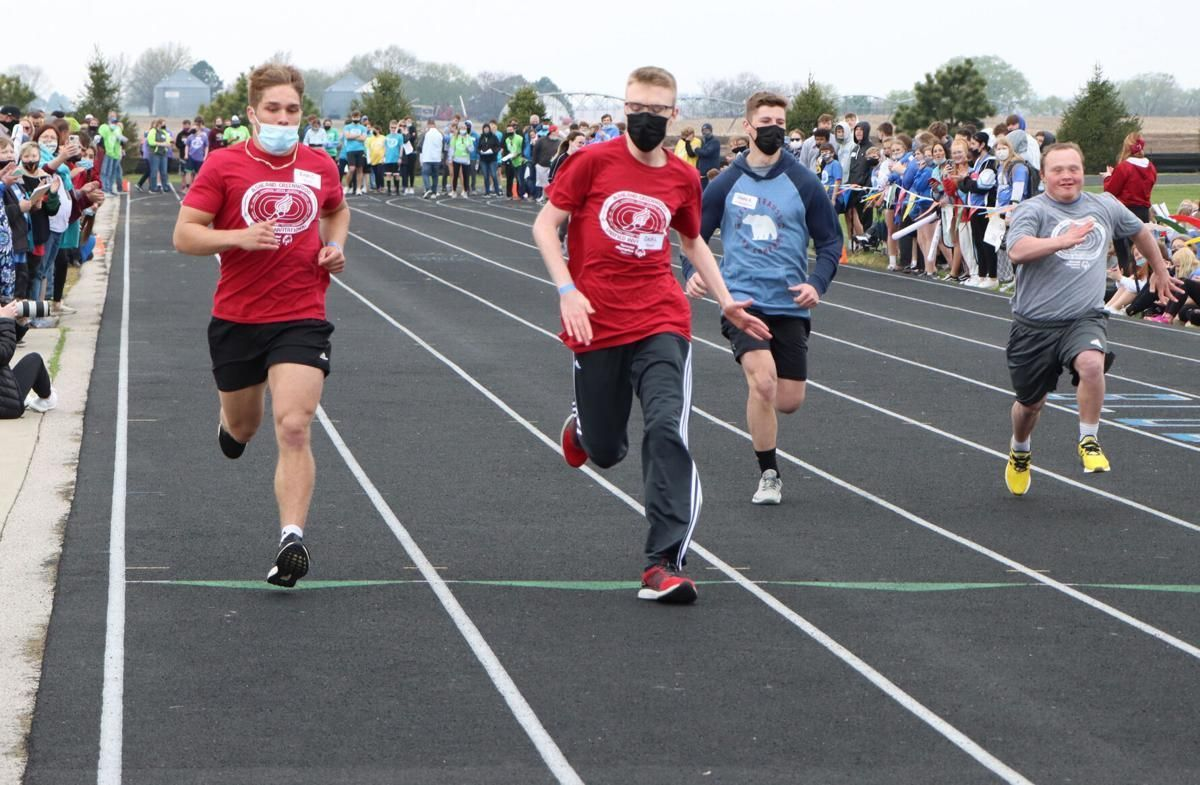 Ashland-Greenwood hosts Unified Track and Field meet for area schools