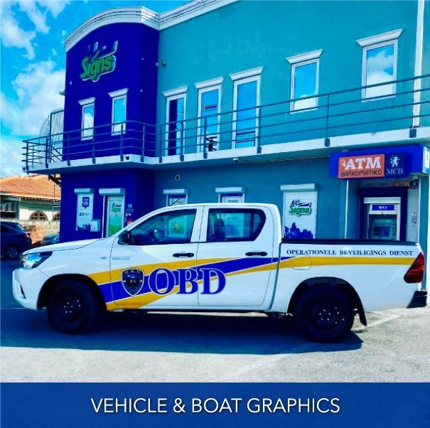 Vehicle & Boat Graphics