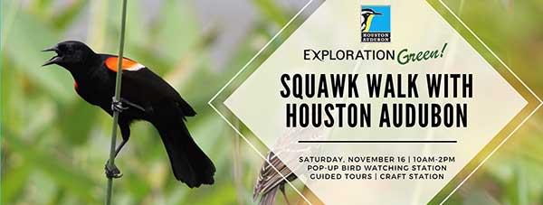 Squawk Walk
