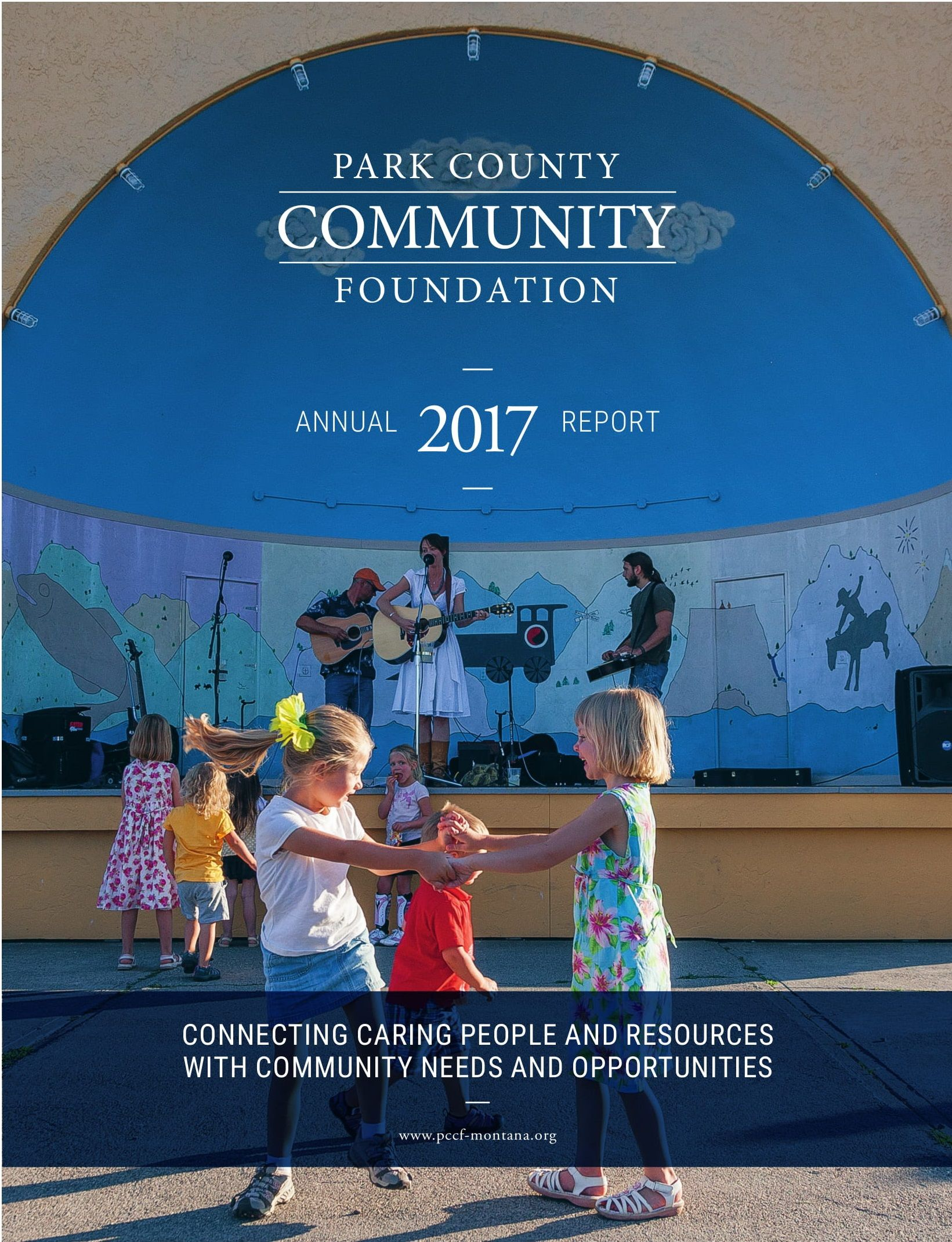 The 2017 Annual Report is Here!