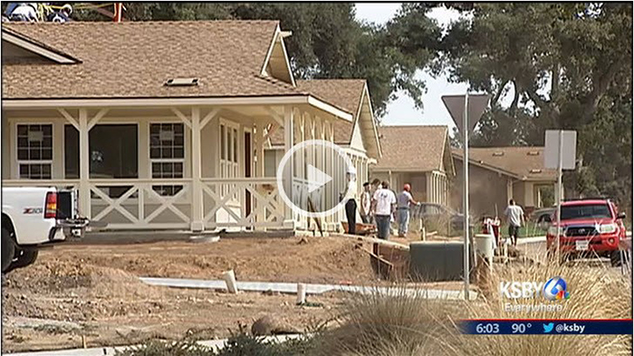 Four Atascadero homes go solar in annual Central Coast Solarthon - KSBY