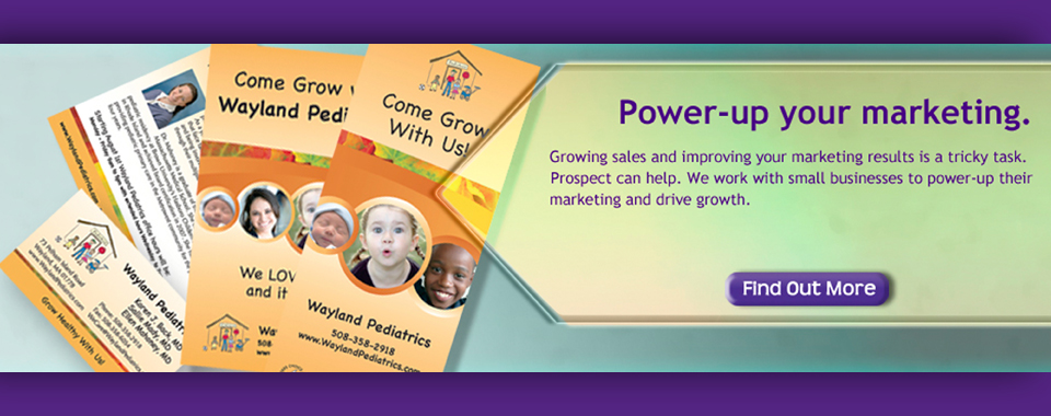 Power up marketing
