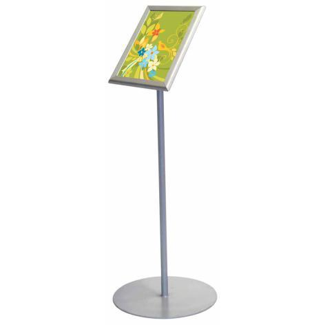 Freestanding Units - Tilted Lollipop Stand (Indoor)