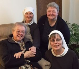 Felician Novices and Sisters 2018