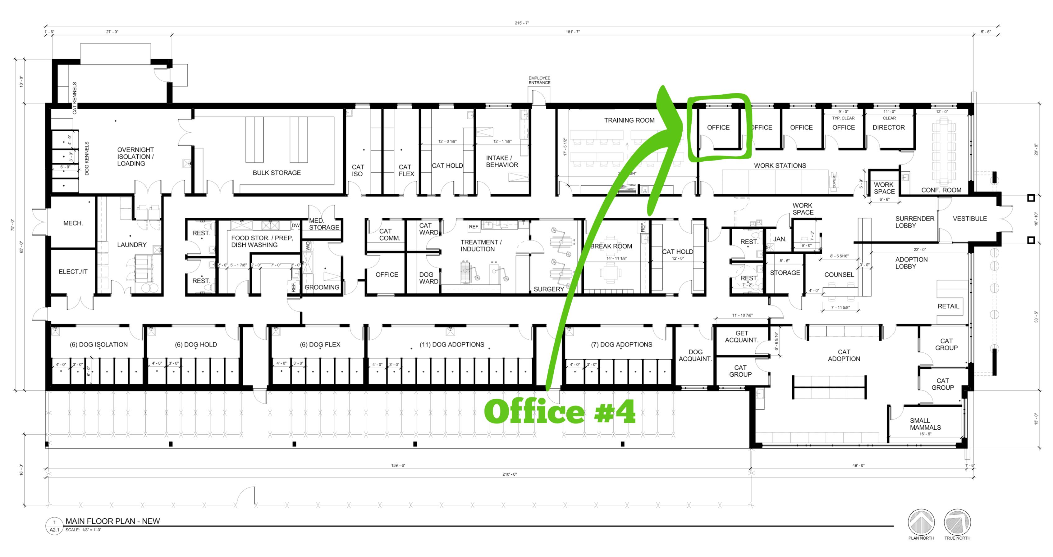 Office #4