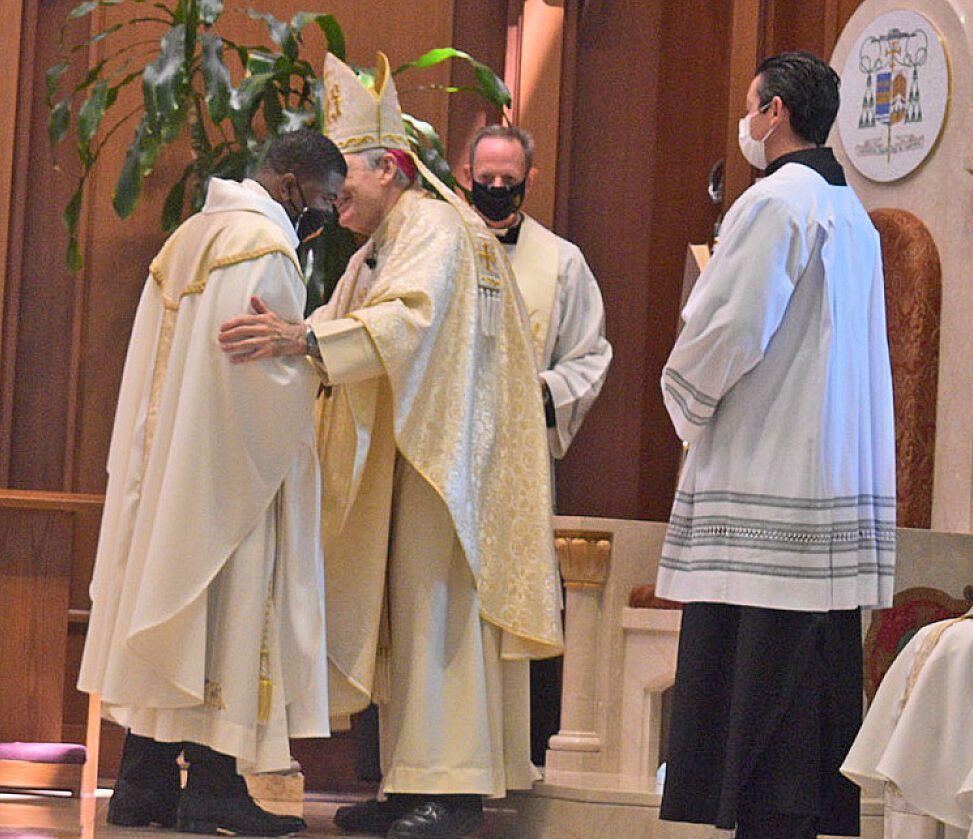Fr. Alain Waterman's Ordination