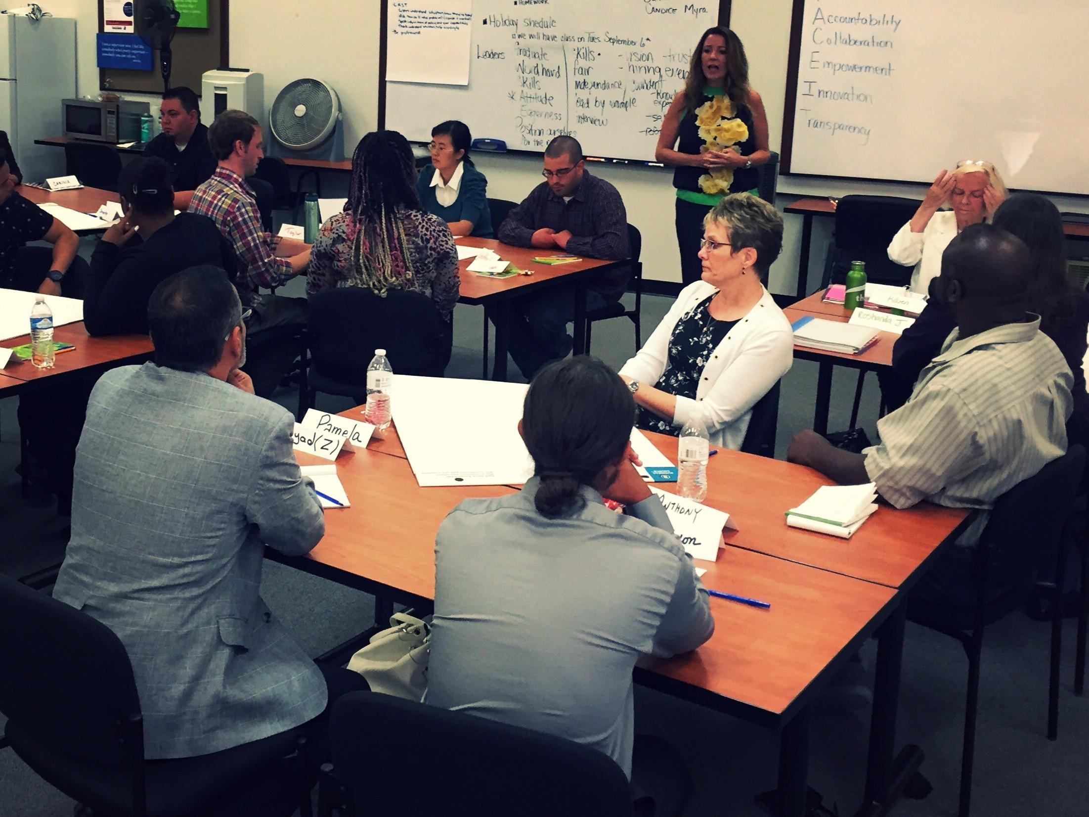 Goodwill opens Bankwork$ job training program