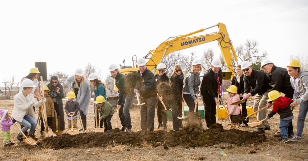 Meritage Homes joins HomeAid Colorado to Help Disadvantaged Teen Moms and Kids with $4.4 million Expansion for Hope House of Colorado