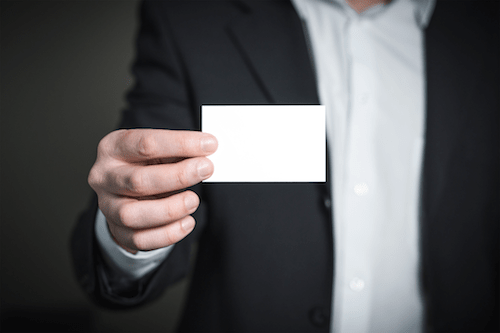 5 Tips for Designing an Effective Business Card